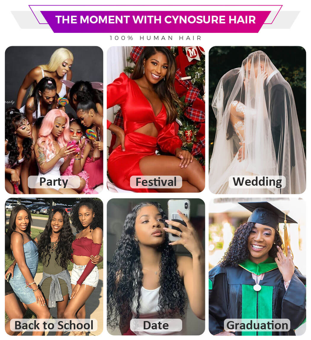 cynosure hair wig