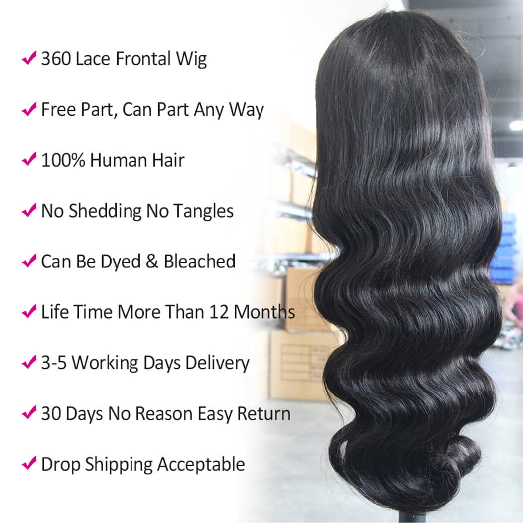 lacefront wig for black women human hair