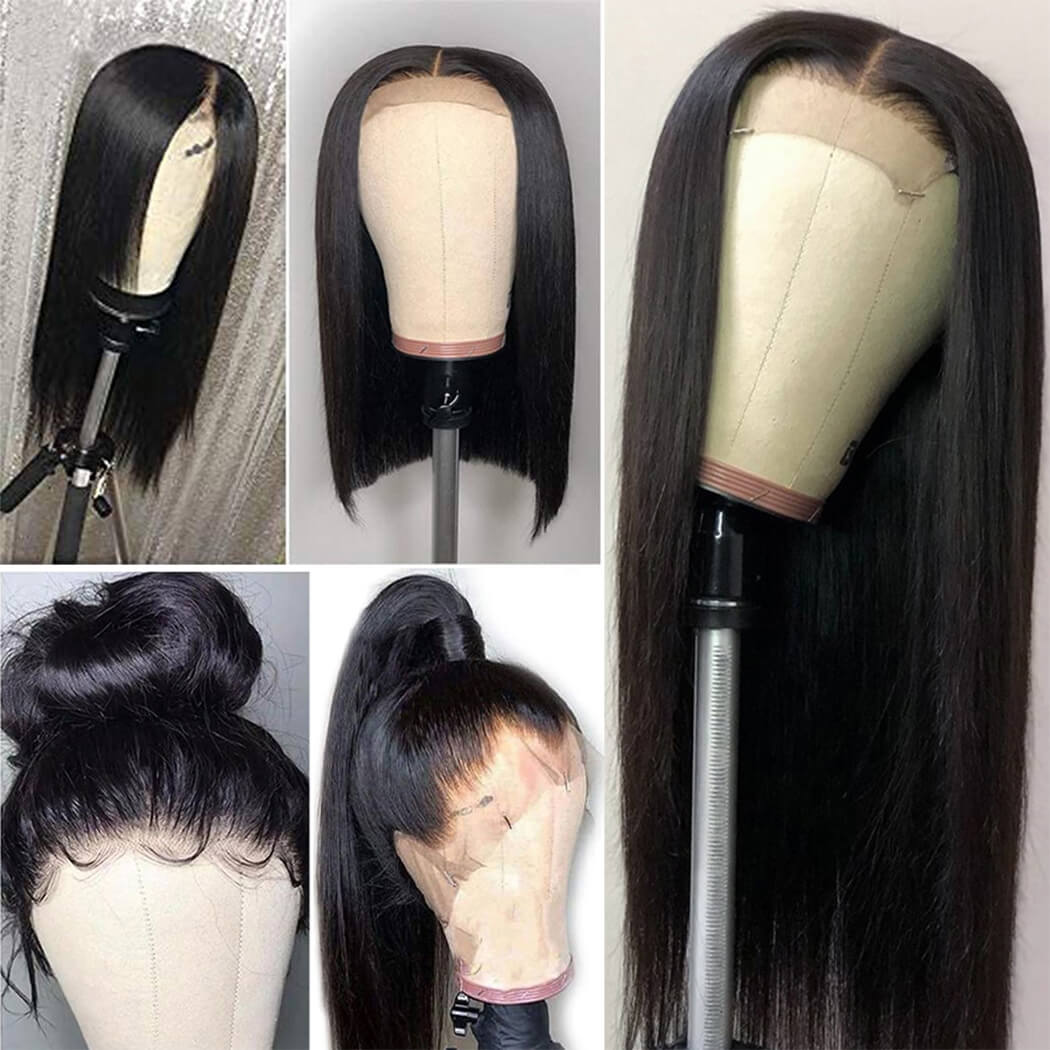brizillian human hair wig