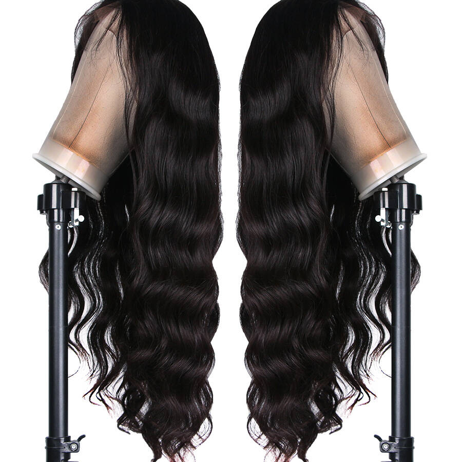 Body Wave HD 360 Lace Wig Product Show