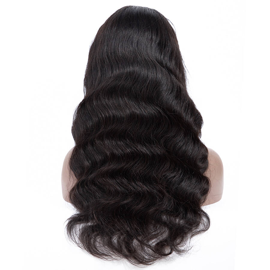 Body Wave HD Lace Wigs Back Show
