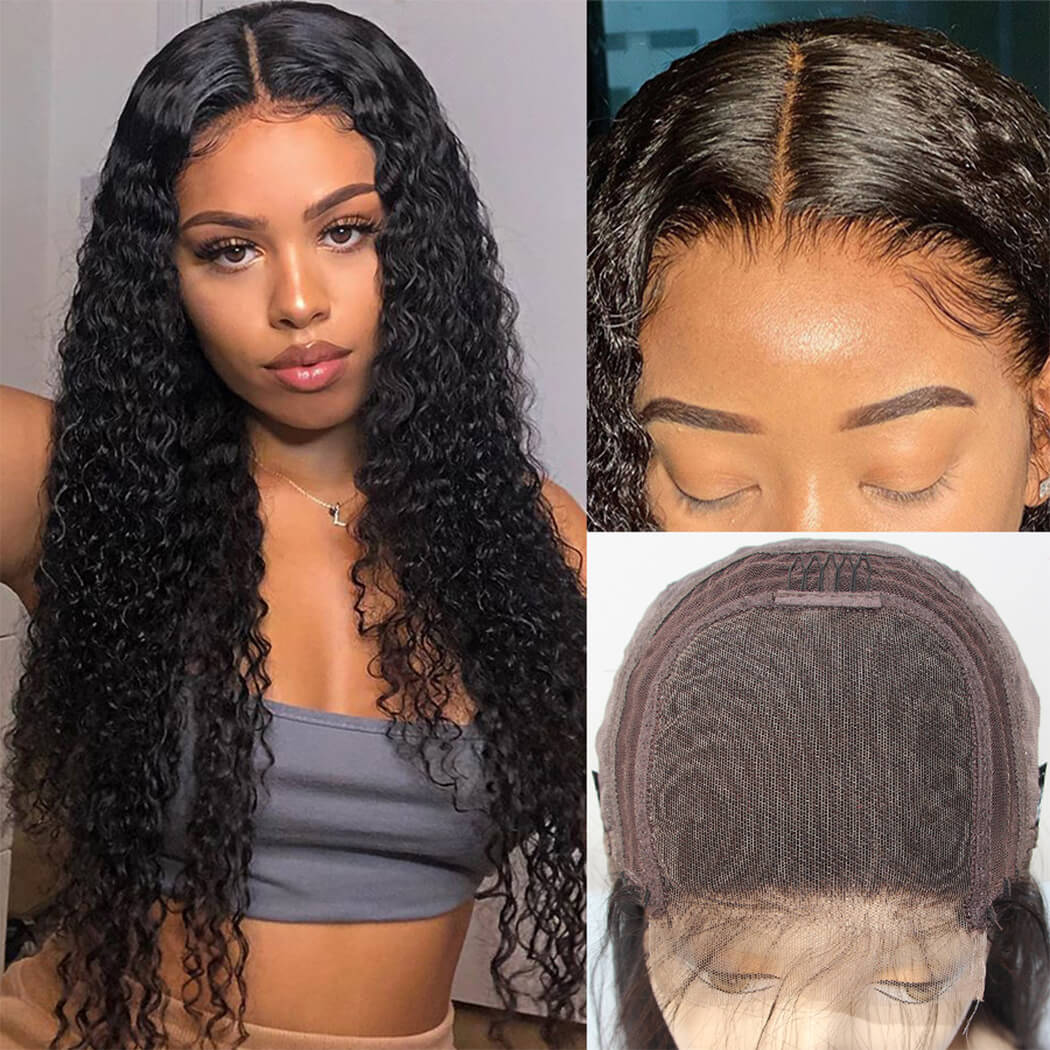 4x4 lace front wig