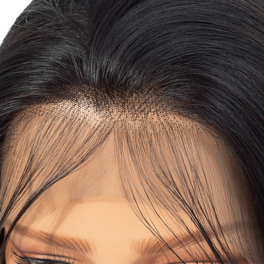 Body Wave HD Lace Wig Baby Hair Show