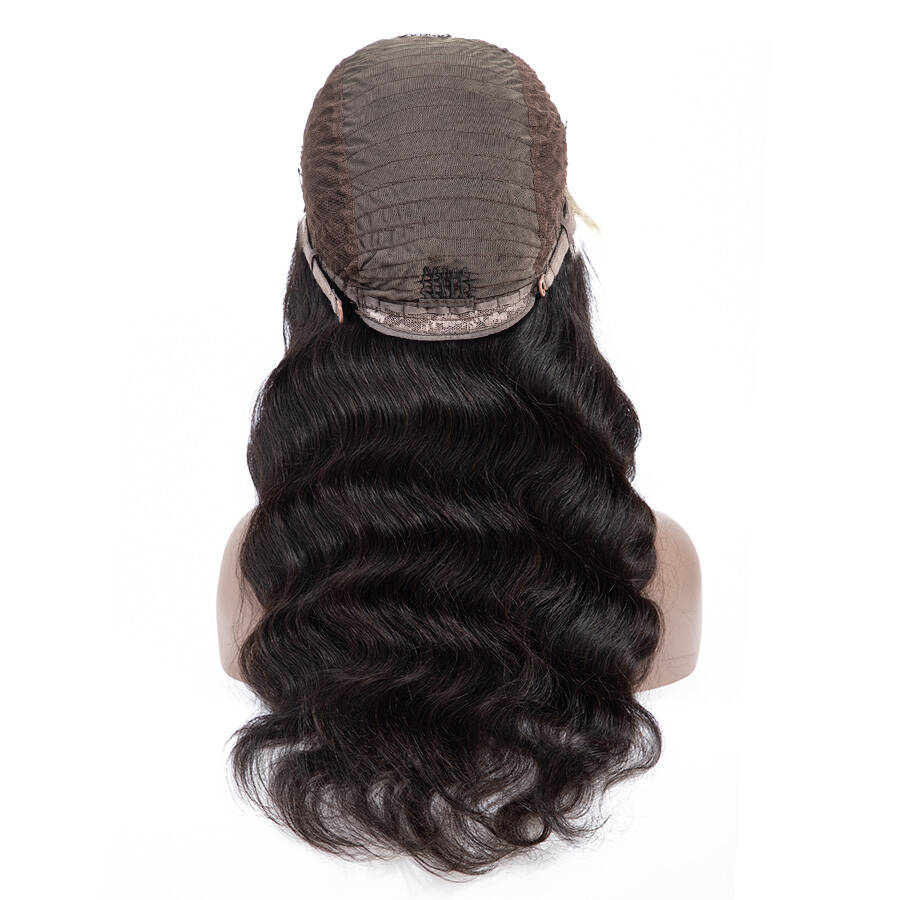 Body Wave HD Lace Wigs Cap Back Show