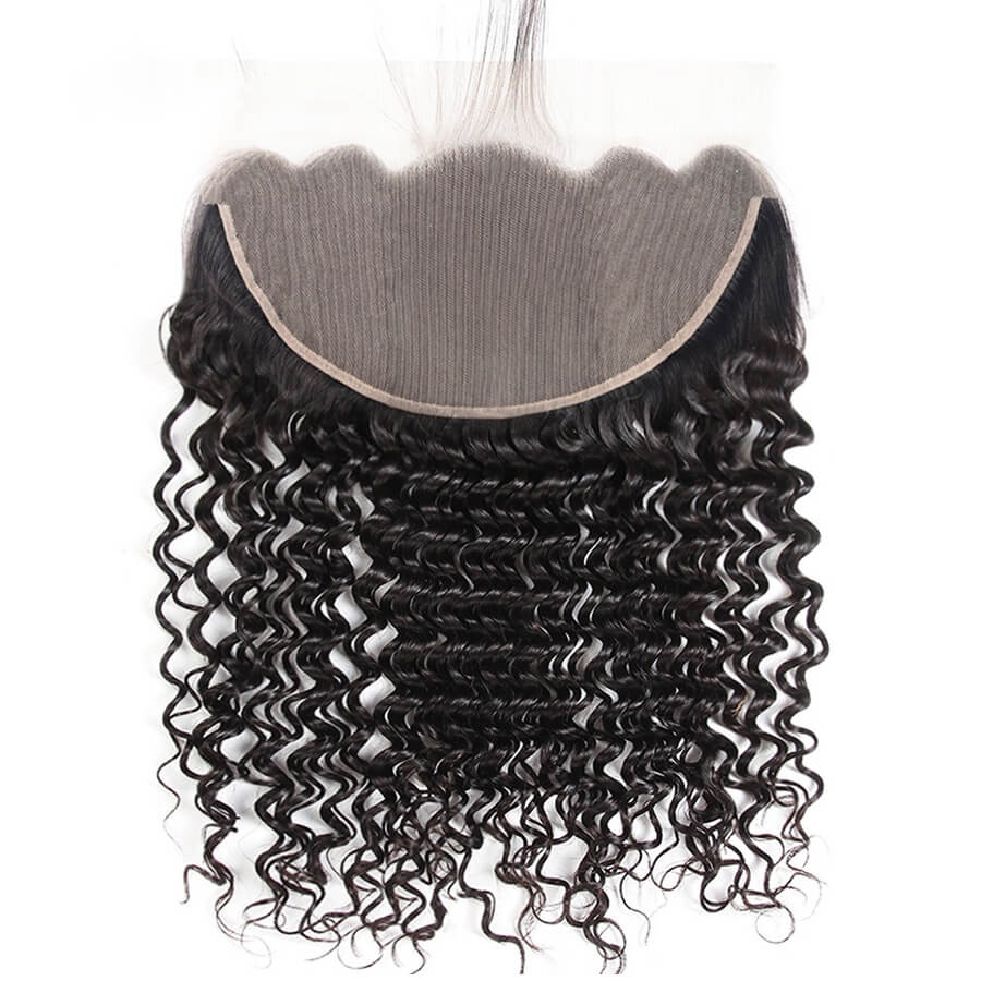 Deep Wave 13x6 HD Lace Frontal Lace Back Show