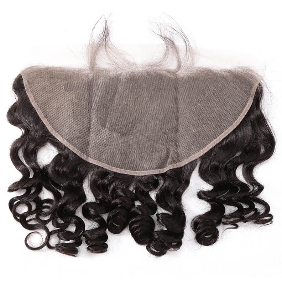 Loose Wave HD 13x6 Lace Frontal Lace Back