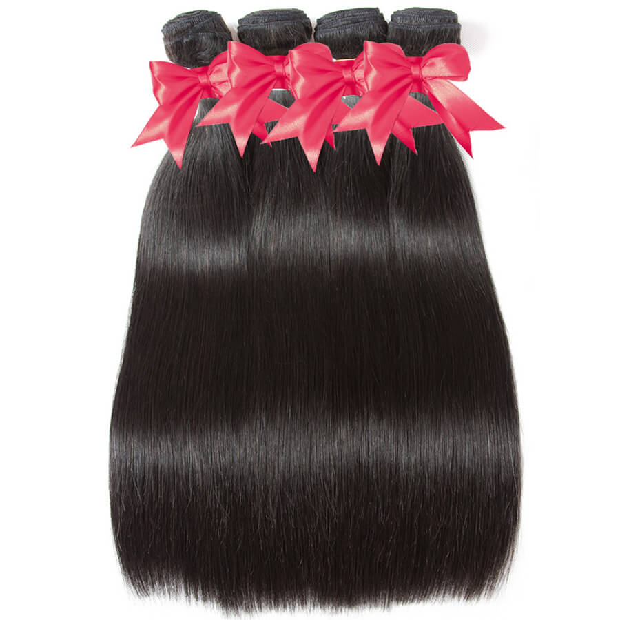 Straight Hair 4 Bundles Hair
