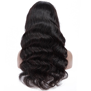Cynosure Brazilian body wave lace front wig