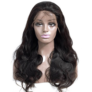Cynosure Hair body wave lace front wig human hair