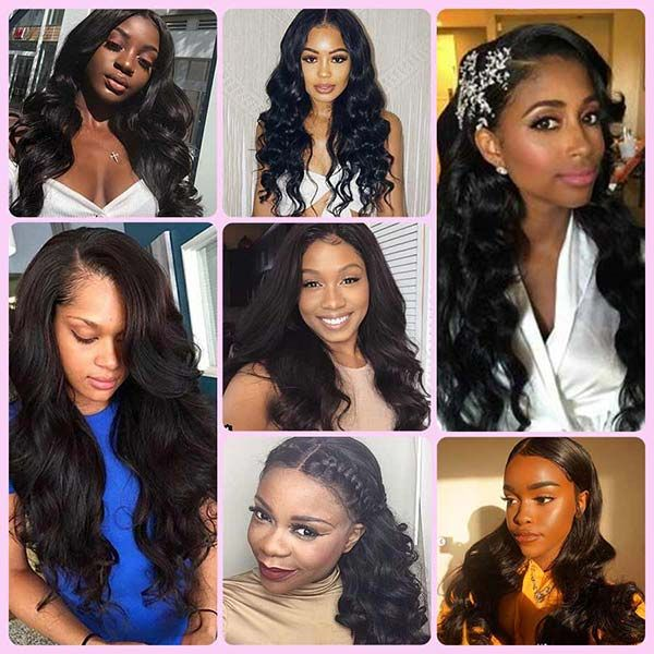 Cynosure Hair Customer Share Body Wave
