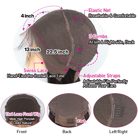cynosure hair lace cap details show